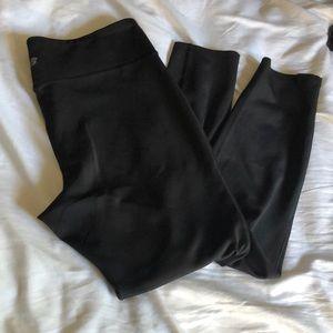 New Balance Black Leggings Size XL